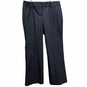 Dana Buchman Signature Trouser Dress Denim Jeans
